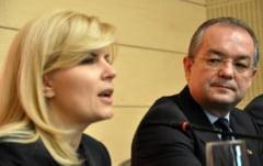 "Boc, probleme in PDL dupa sustinerea Elenei Udrea? ""Se situeaza in afara partidului"""