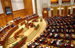 Boc a depus la Parlament programul de guvernare si lista de ministri