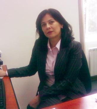 Boc a schimbat-o pe Adina Petrescu de la sefia DLAF