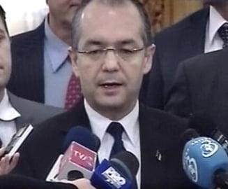 Boc anunta ca iesim din recesiune in aprilie