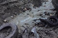 Boc despre inundatiile din oras: Canalizarea nu a putut face fata la puhoiul de ploaie