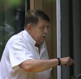 Boc l-a numit pe Georgescu in locul lui Arafat si a modificat organigrama ministerului