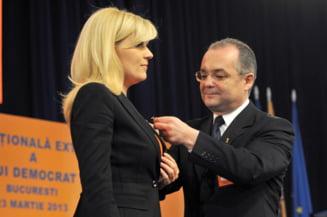 Boc o sustine pe Udrea la prezidentiale: A fost printre cei mai buni ministri! Ce raspunde candidatul PMP