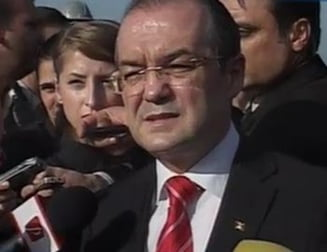 Boc promite centura cu patru benzi, pentru ocolirea Capitalei, pana la 1 decembrie (Video)