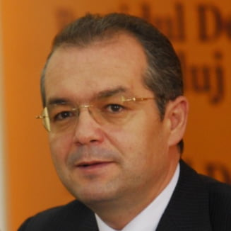 Boc promite sa demisioneze daca PD-L nu intra la guvernare