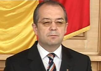 Boc se zbate sa castige pariul cu Mircea Badea