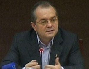 Boc sustine ca nu se cearta cu PSD pe buget
