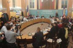 Boc tradat de propriii consilieri: au votat pentru modificarea PUG-ului si i-au compromis toate promisiunile