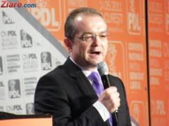 Boc vrea un presedinte de partid care sa pastreze parteneriatul cu Basescu