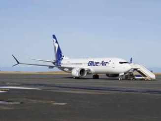 Boeing anunta defecte de fabricatie la avioane 737 MAX vandute catre 16 companii din lume. Blue Air a oprit aeronava de la zboruri comerciale