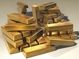 Bogatii Americii si-au umplut seifurile cu aur in pandemie