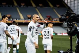 Bogatii de la PSG, aproape sa piarda titlul in Franta