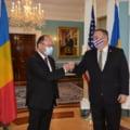 """Bogdan Aurescu, dupa intalnirea cu Mike Pompeo: """"SUA isi vor spori prezenta militara in Romania"""""""
