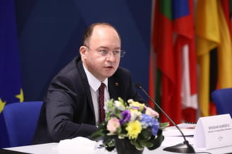 Bogdan Aurescu, vizită în Republica Moldova. Ministrul urmează să se întâlnească cu președintele Maia Sandu