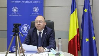 Bogdan Aurescu a discutat cu consilierul pentru securitate nationala al presedintelui SUA despre victoria Maiei Sandu si autostrada Constanta- Gdansk