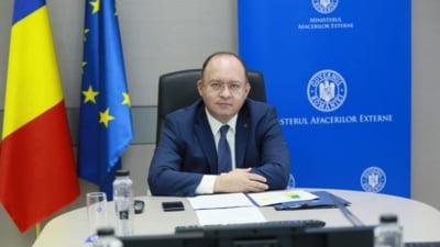 """Bogdan Aurescu sustine ca desfasurarea de forte a Rusiei la Marea Neagra a fost """"o actiune de intimidare"""". Ce spune despre expulzarea diplomatului rus"""