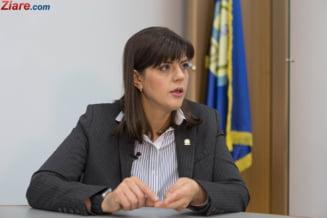 Bogdan Licu cere CSM sa-i prelungeasca delegarea Laurei Codruta Kovesi la Parchetul General