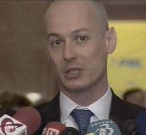Bogdan Olteanu s-a intors la fosta sotie, la un an dupa divort