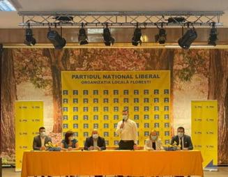 Bogdan Pivariu ales presedinte al PNL Floresti