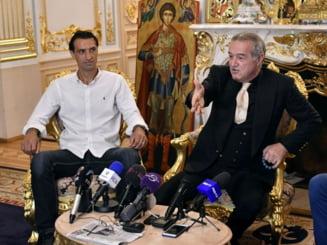 Bogdan Vintila risca sa fie concediat la mai putin de o saptamana de la numirea sa in functie! Ce i-a transmis Gigi Becali - surse