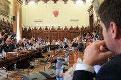 Boicot politic/ Fara Consiliu Local si fara primar, galatenii risca dusuri reci (FOTO)