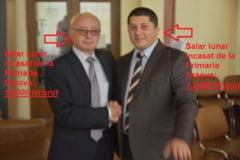 Boierie pe bani publici / IATA ce salarii de BASTANI primesc primarul si viceprimarul municipiului ORSOVA!