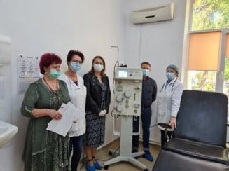 Bolnavii COVID-19 in stare critica din judet vor putea fi tratati cu plasma