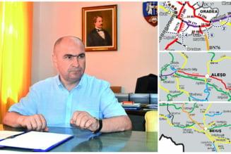 """Bolojan, despre noile drumuri si centuri: """"Doar traseele prin ceruri nu vor deranja"""""""