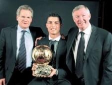 Boloni face dezvaluiri spectaculoase despre Cristiano Ronaldo
