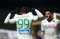 Boloni l-a invins pe Ganea in derbyul etapei din Grecia. Antrenorul roman spera sa prinda cupele europene cu Panathinaikos