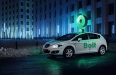 Bolt: pasagerii vor putea sa ofere bacsis