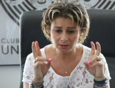 "Bomba la ""U"" Cluj: Anamaria Prodan si-a dat demisia"