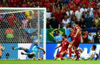 Bomba la CM 2014: Spania a fost eliminata inca din grupe!