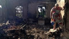 Bombardamente in Donetk soldate cu victime in randul civililor