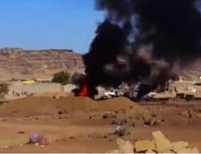 Bombardamente in Yemen - Crucea Rosie a pregatit sute de saci de cadavre: E un lac de sange