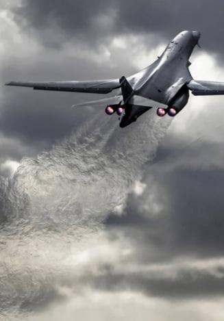 Bombardiere strategice ale SUA au survolat Coreea