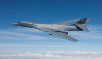 Bombardierele americane au zburat mai aproape ca niciodata de Coreea de Nord