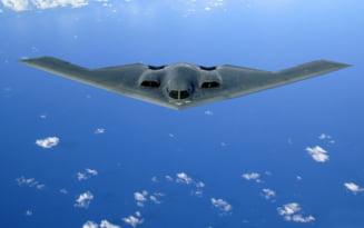 Bombardierele strategice B-2 ale SUA au plecat din Insulele Azore pe fondul escaladarii tensiunilor dintre China si Taiwan