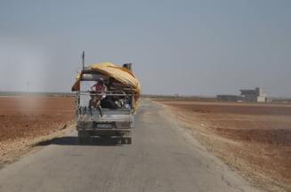 Bombele rasuna iar in Siria: Atac ucigator asupra unui convoi cu medicamente si mancare