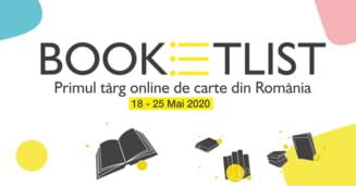 Booketlist - Traieste experienta primului targ online de carte!