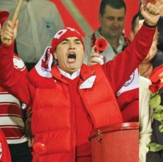 Borcea, gata sa dea Dinamo pe mana arabilor