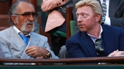 Boris Becker: Iata cum m-a imbogatit Ion Tiriac