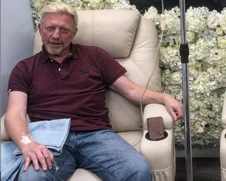 Boris Becker a ramas fara trofeele castigate in intreaga cariera