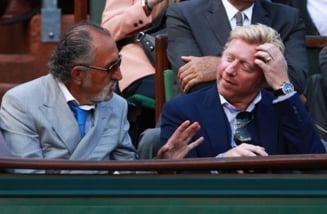 Boris Becker are probleme financiare. Presa germana: Tiriac l-a sfatuit sa faca asa!