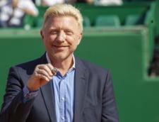 Boris Becker reactioneaza dupa declaratia lui Tiriac care a starnit controverse in lumea tenisului