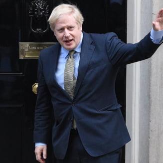 """Boris Johnson: Anexarea unei parti a Cisiordaniei, o """"incalcare a dreptului international"""", """"contrara"""" intereselor Israelului"""