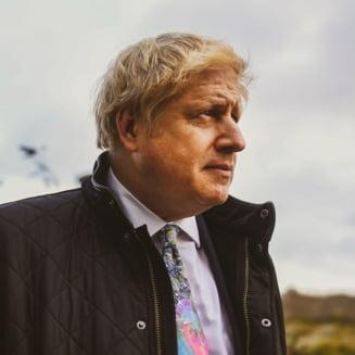 Boris Johnson: Britanicii sunt mai grasi decat majoritatea europenilor