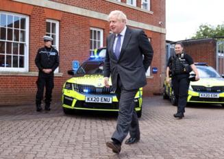"Boris Johnson: Exista o ""mare posibilitate"" ca un acord comercial cu UE sa nu aiba loc"
