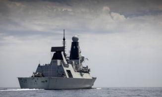 """Boris Johnson, despre incidentul naval cu Rusia din Marea Neagra. """"Distrugatorul britanic traversa apele teritoriale ucrainene. Nu recunoastem anexarea Crimeii"""""""