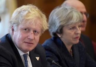 Boris Johnson a demisionat din functia de ministru de Externe al Marii Britanii, suparat ca premierul vrea un Brexit prea soft